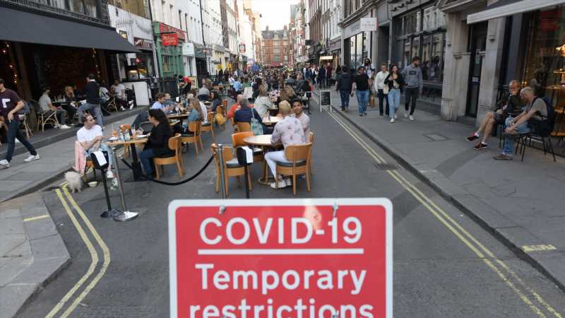 Coronavirus: London 'not ready' for local lockdown, warns mayor Sadiq Khan