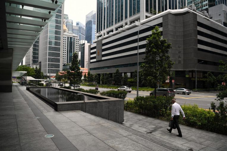 Companies that retrench workers have to ensure proportion of local staff not eroded: SBF