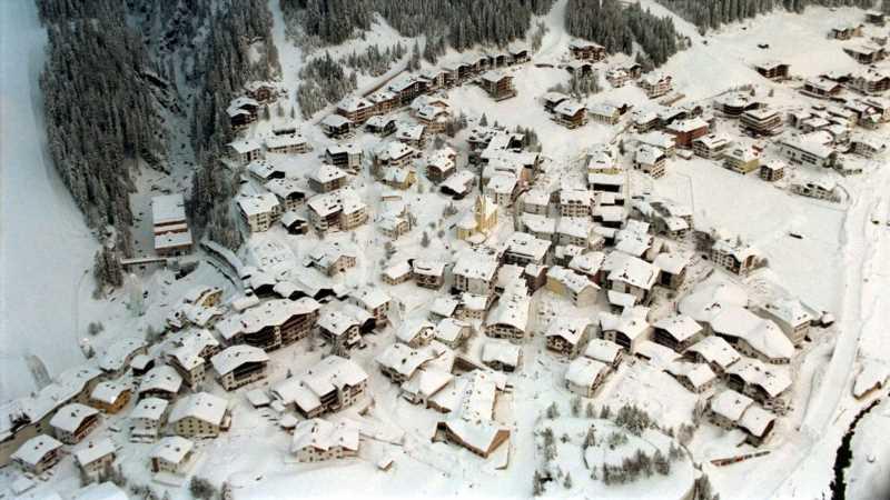 Coronavirus: Austrian government sued for failing to lockdown ski resort during pandemic