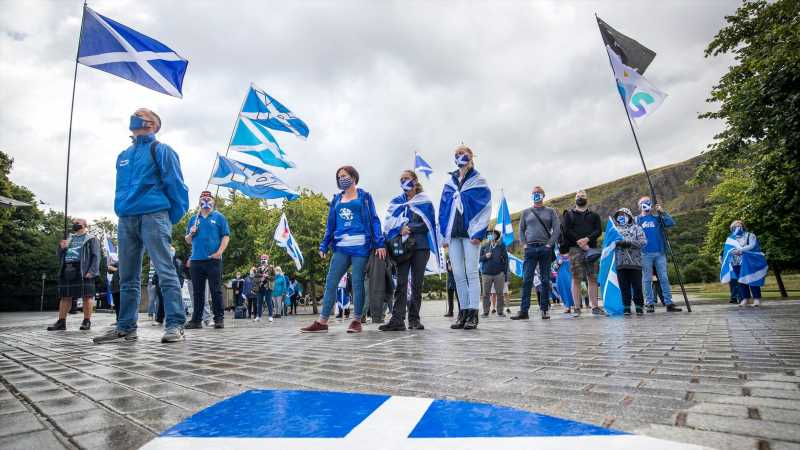 Sir Keir Starmer stands by claim SNP would have mandate for indyref2 if they win Holyrood elections