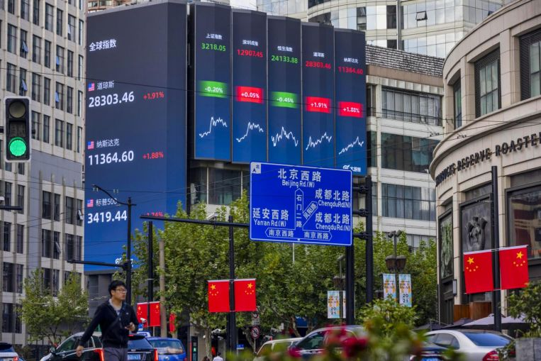 Stock market boom, new listings mint China billionaires at record pace