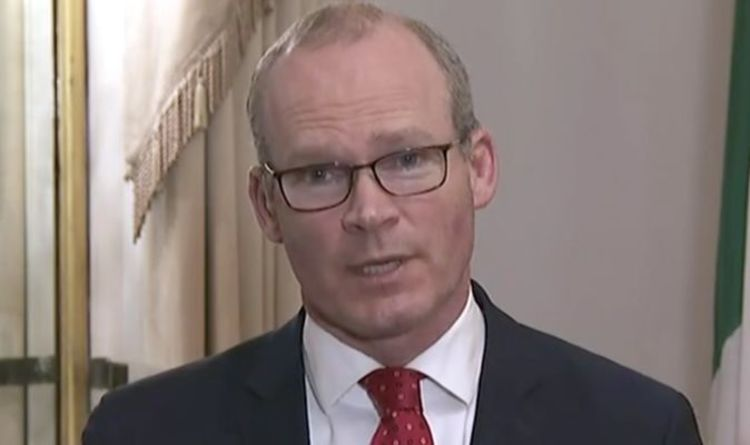 Simon Coveney erupts at 'Brexit reality' as he warns of MORE trade disruption for UK