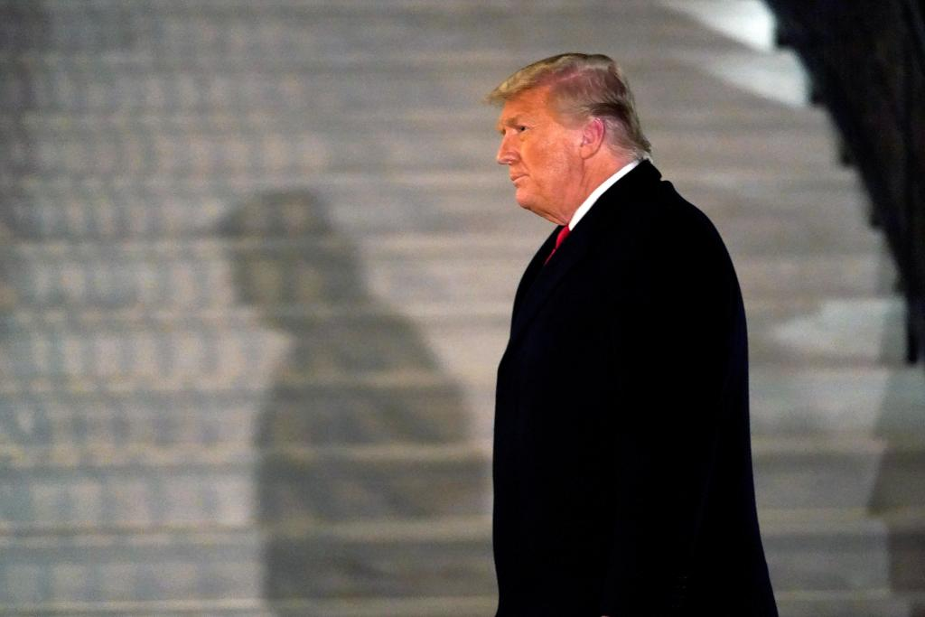 Trump to leave Washington on morning of Biden's inauguration – The Denver Post