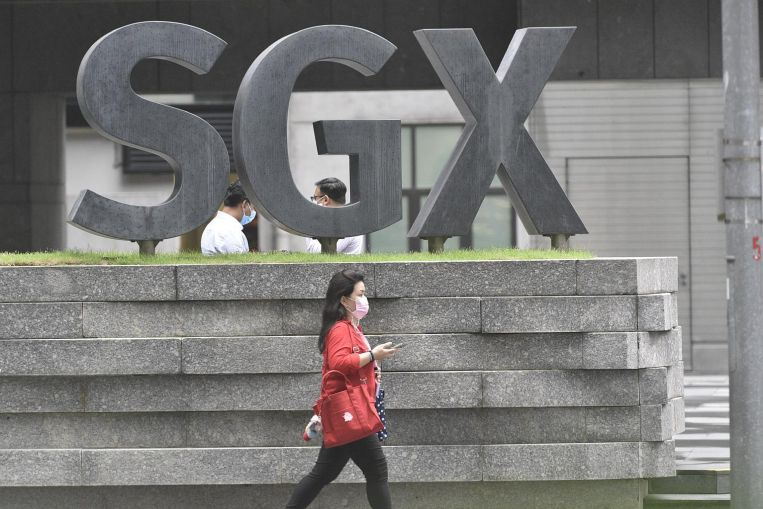 Majority of STI constituents in the red; index down 0.44 per cent over the week