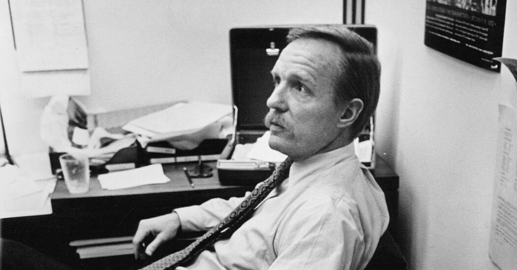 Richard Stolley, Founding Editor of People Magazine, Dies at 92
