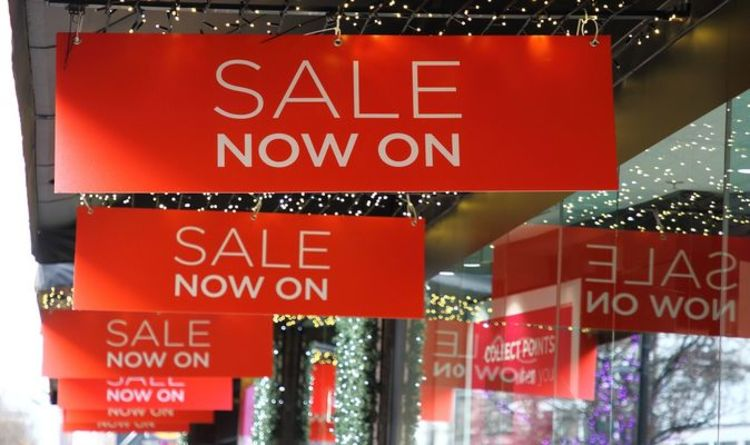 Shop while you can! Christmas sales pulled a month earlier amid supply chain chaos